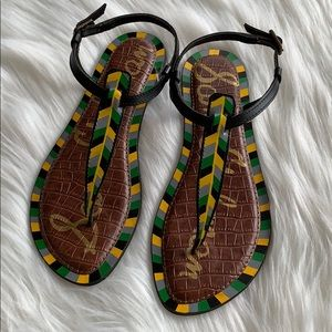 New Sam Edelman tribal sandals